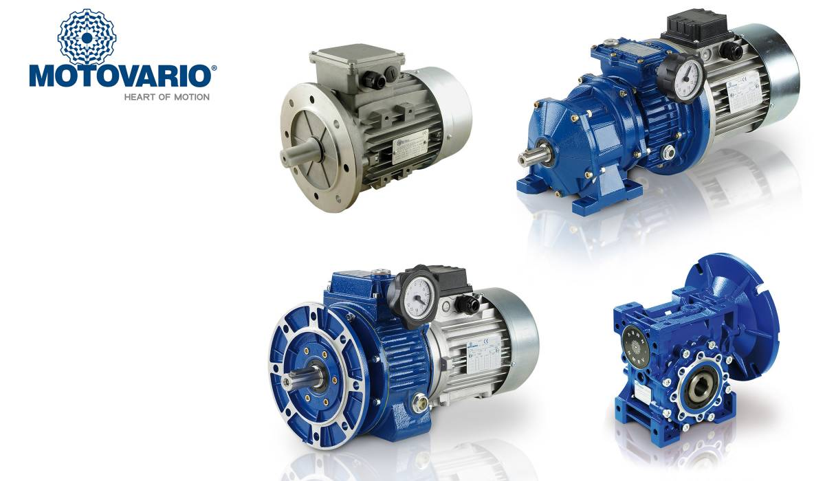 MotovarioGear reducers